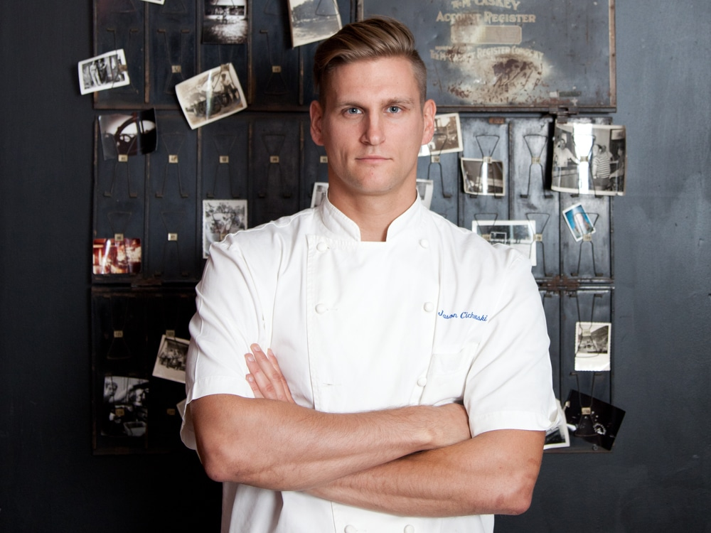 Chef Jason Cichonski