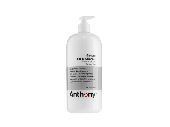 Anthony Clycolic Facial Cleanser