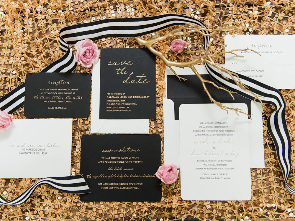 April Lynn Designs Invitations.