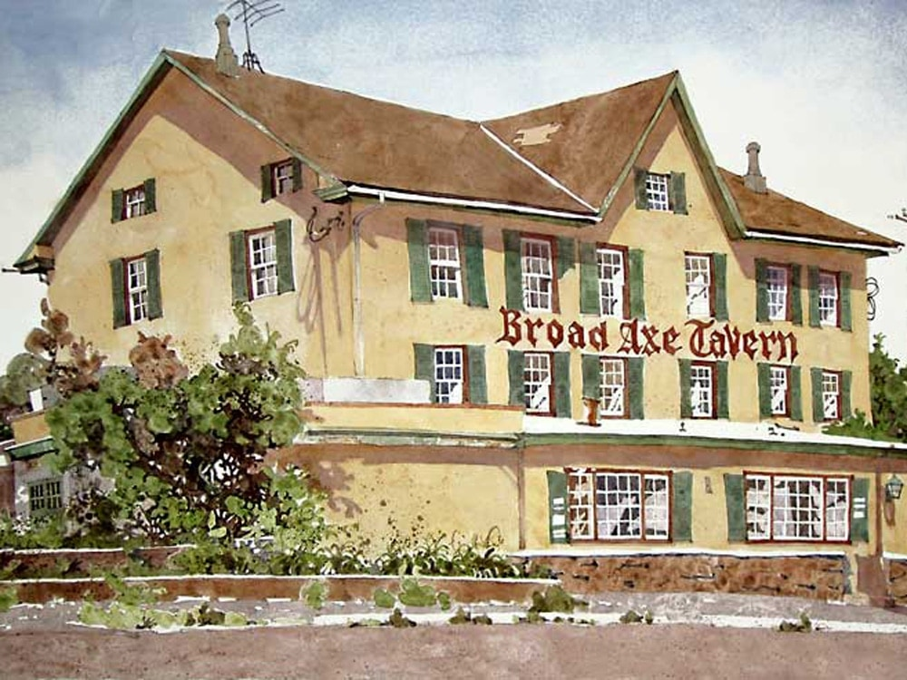 Broad Axe Tavern