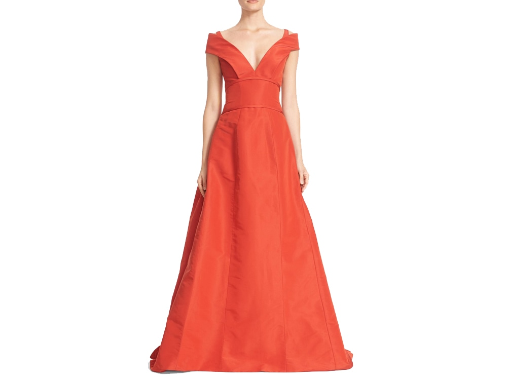 Carolina Herrera Ball Gown