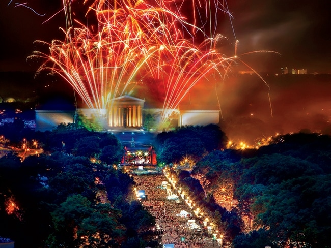 2 - How to Celebrate July 4th in Philly; Balle…