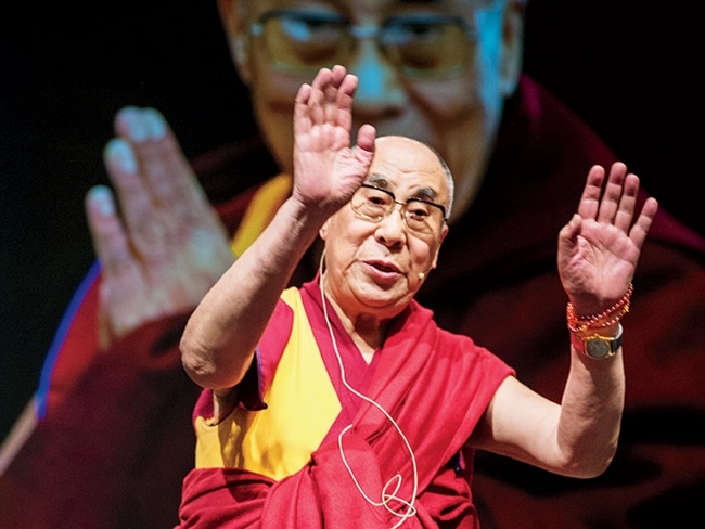 The Dalai Lama's visit to Philadelphia is inspiring a citywide Day of Kindness on October 27.