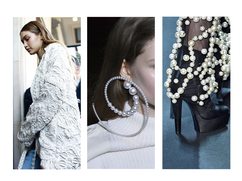 8 Unexpected Ways to Wear Pearls This Season