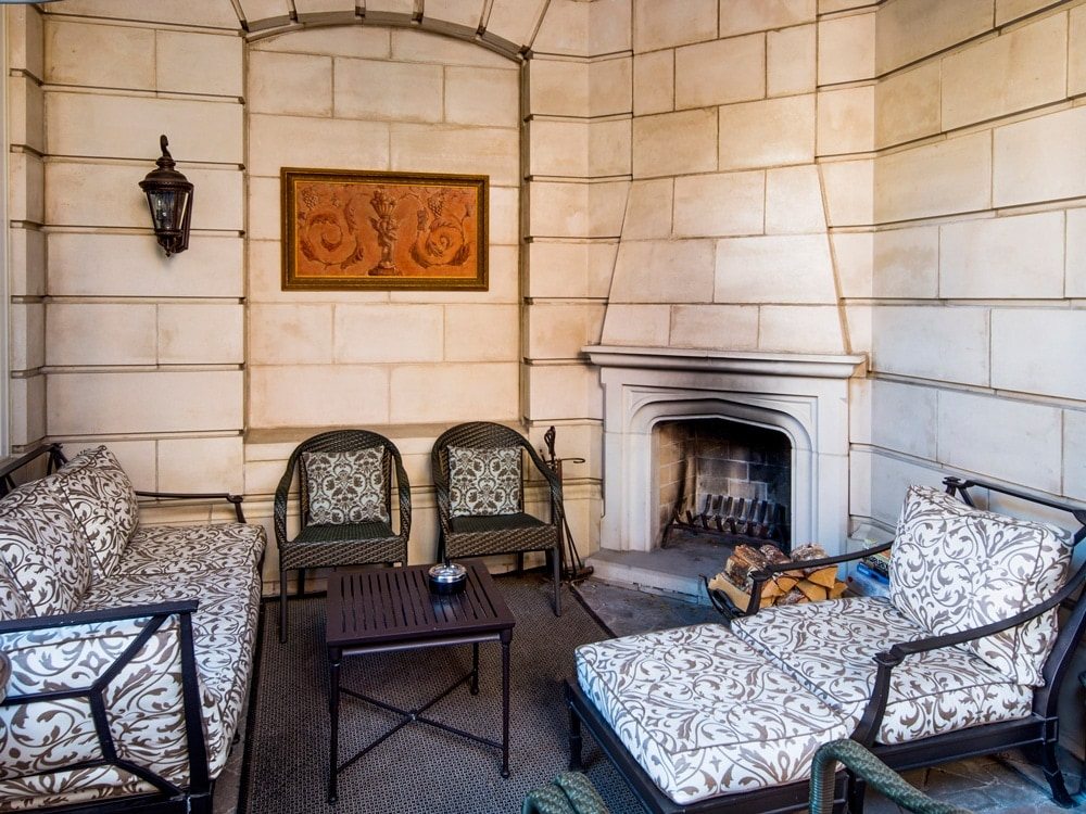 Philadelphia Luxury Homes with Amazing Fireplaces to Warm Up By