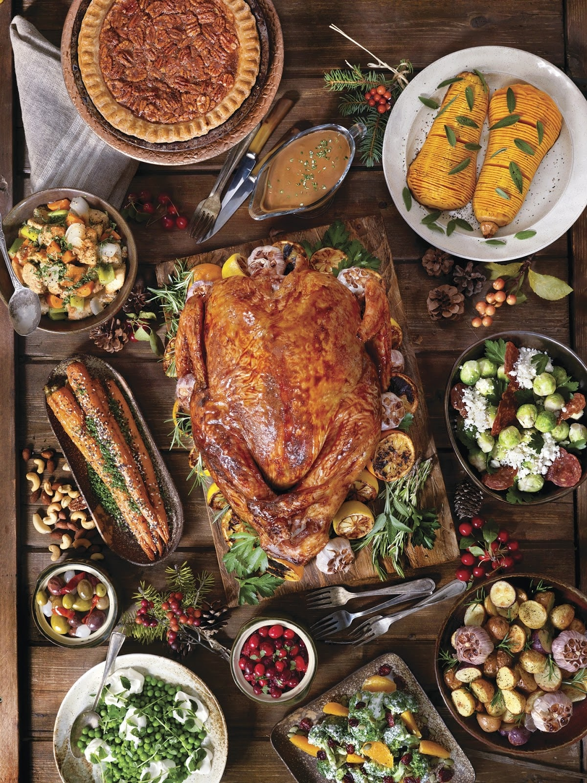 5 Philly Restaurants Inviting You To Their Thanksgiving Dinner
