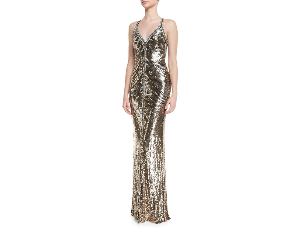 Jenny Packham Sequin Gown
