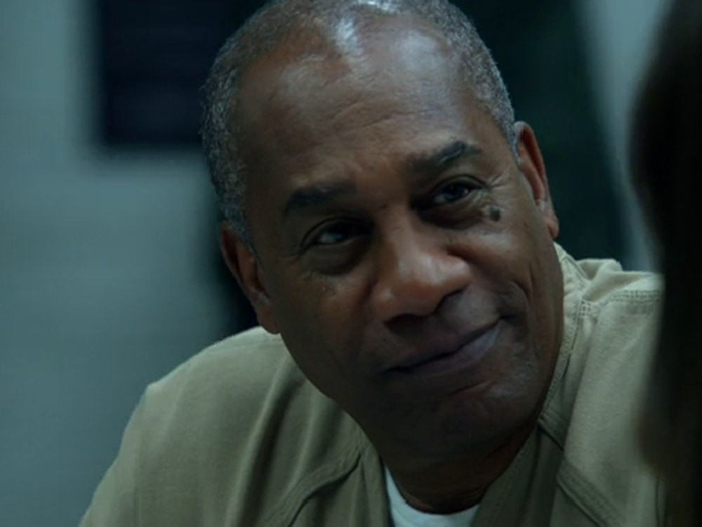 Joe Morton.