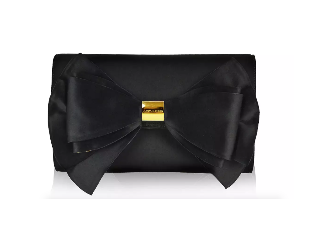 Judith_Leiber_Couture_Beekman_Bow_Satin_Clutch