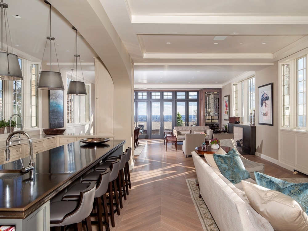 Lanesborough Condo Penthouse