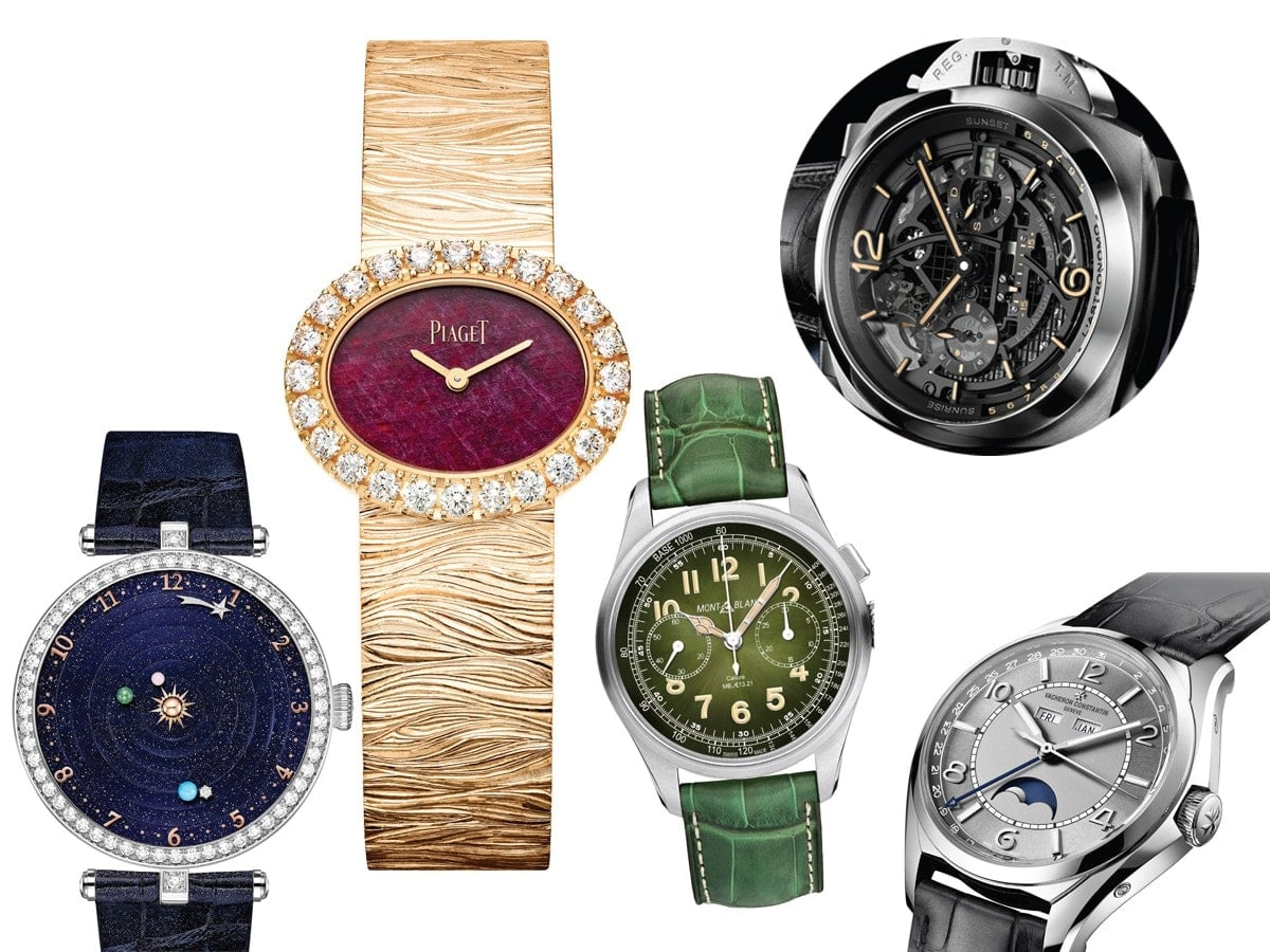 5 Luxe Timepieces to Elevate Any Ensemble