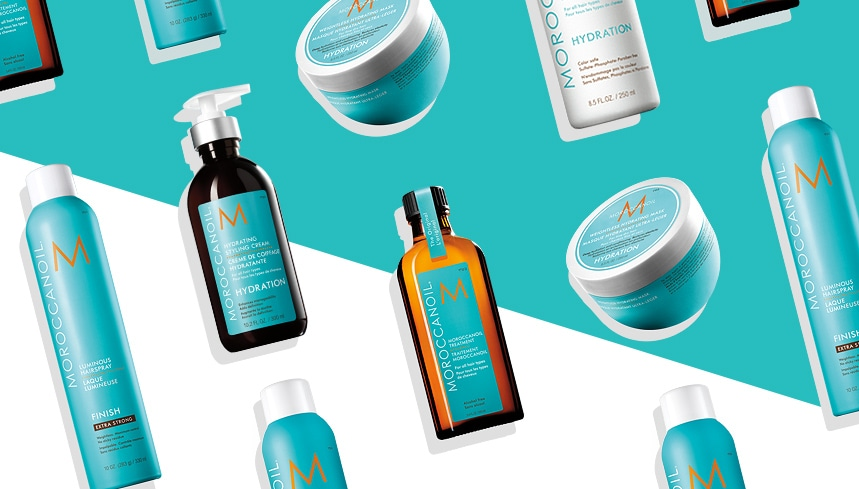 Sponsored: Enter to Win a Year's Supply of Moroccanoil Products