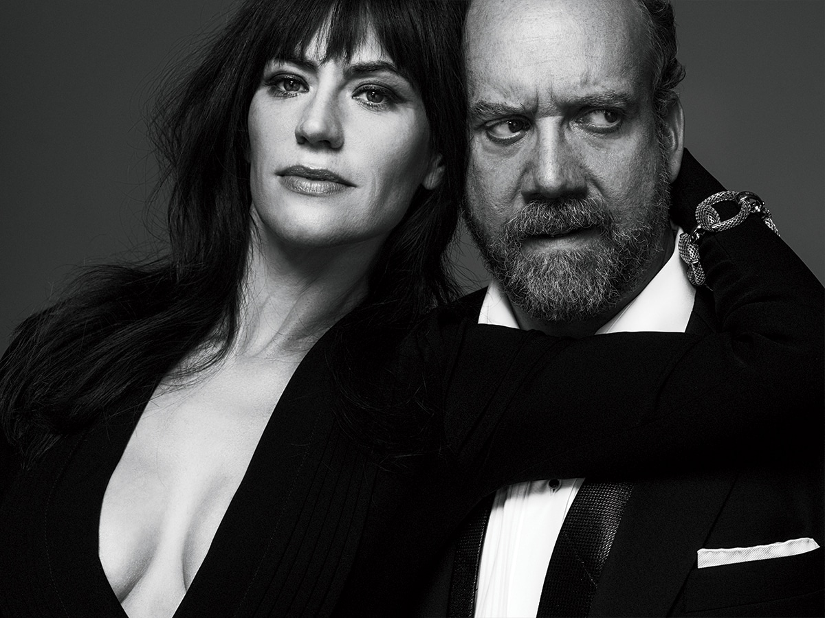 Watch Maggie Siff video