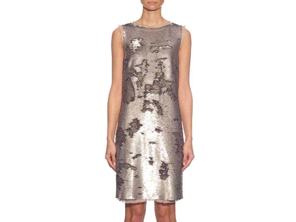 Maison Margiela Sequined Dress