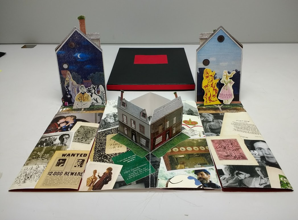 Art Adventures: A Surrealist Pop-up Book Collection