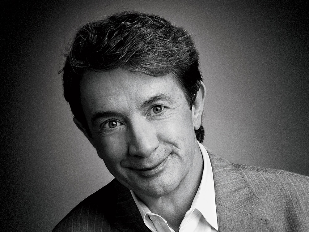 Martin Short Tells Us the One Thing That Makes Him So Famous & Why He'll Always Love the Orchestra
