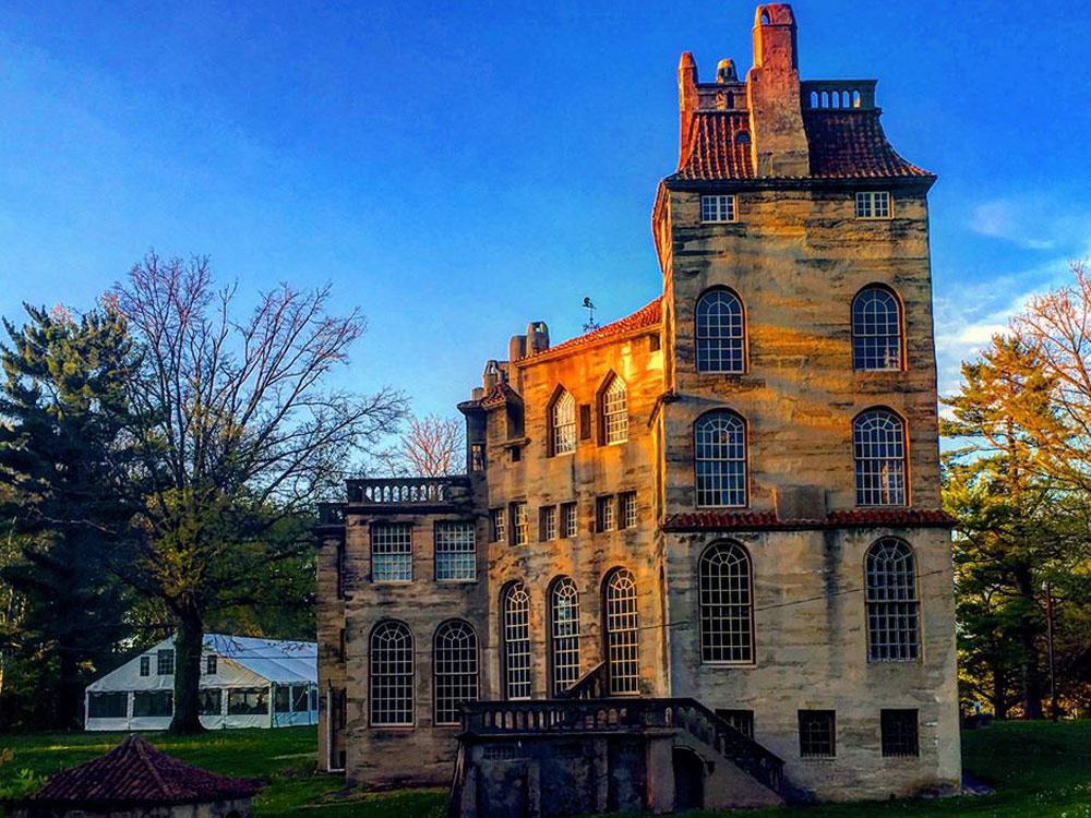 Mercer-Museum-and-Fonthill-Castle