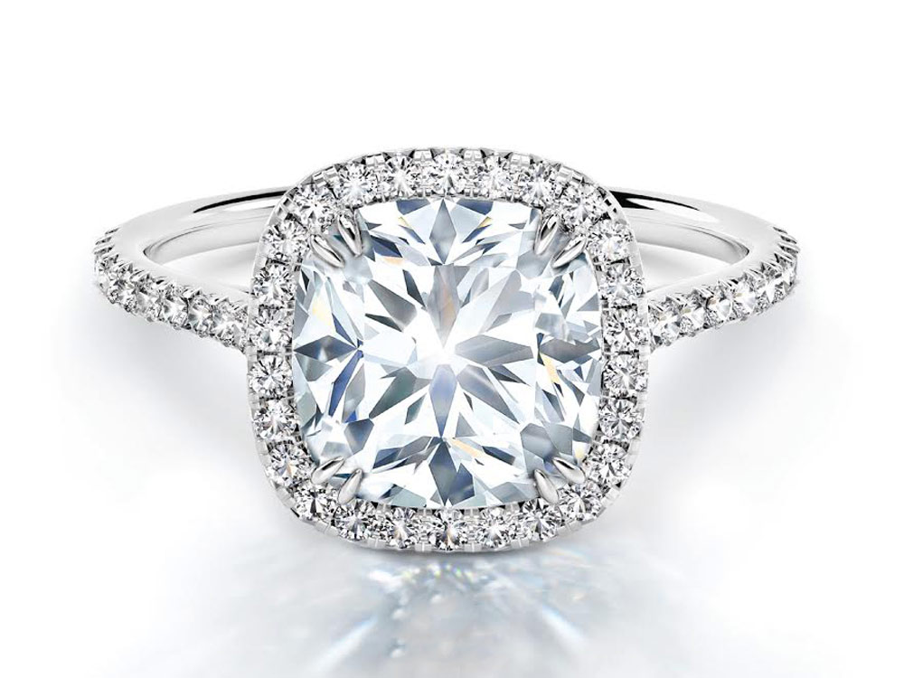 Morton & Rudolph Jewelers Precision Set for Forevermark