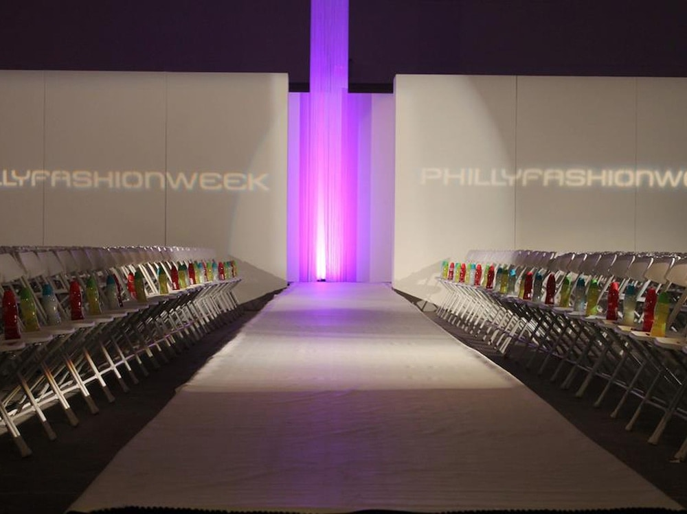 Philadelphia Fashion Week Runway