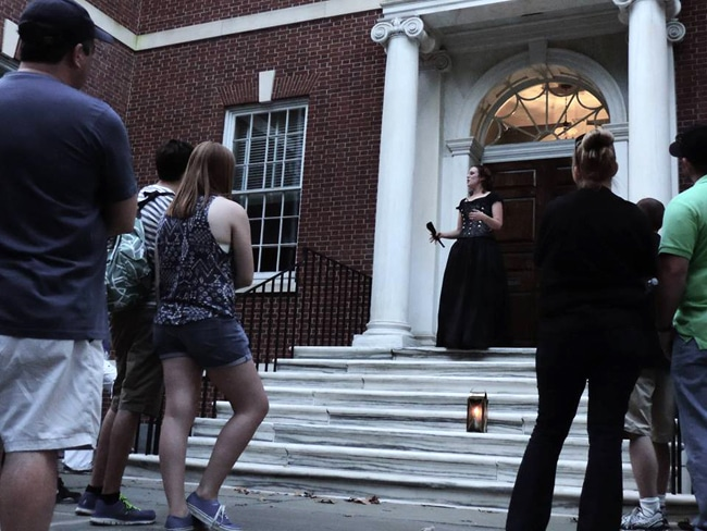 Philadelphia Ghost Walking Tours