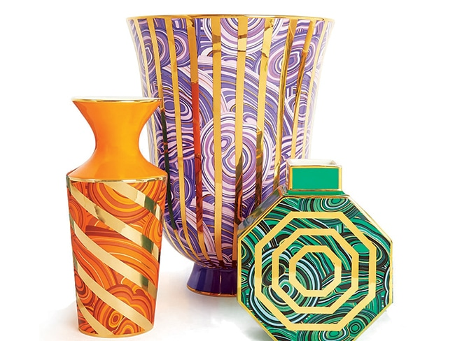South Jersey native JONATHAN ADLER imbues modern furniture and home accessories with his inimitably playful vision.