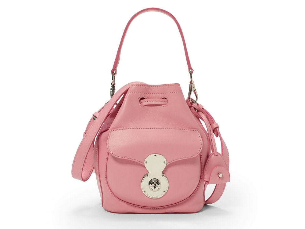 Pink pony Drawstring bag by Ralph Lauren.