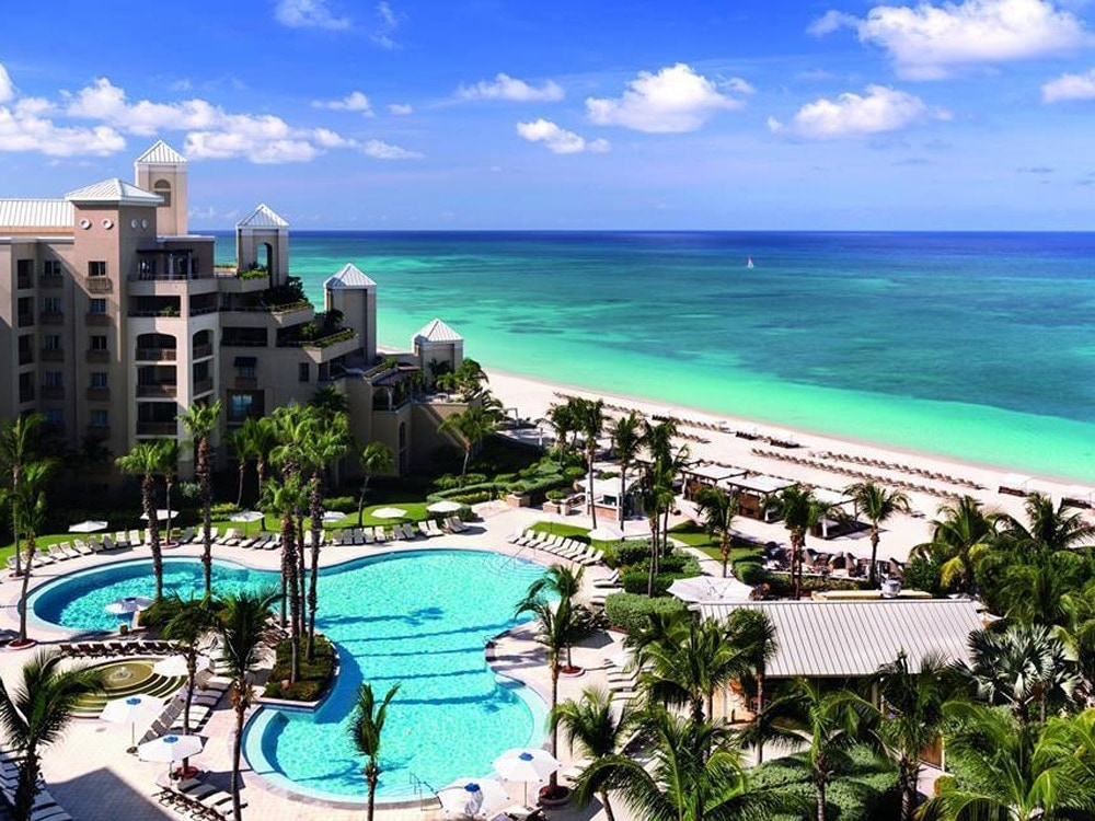 Ritz Carlton Grand Cayman Hotel