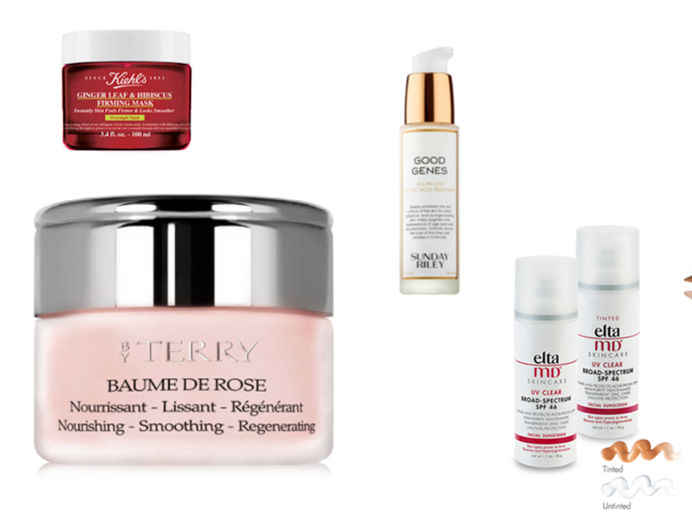 The Best Products To Prep Your Skin For The Spring