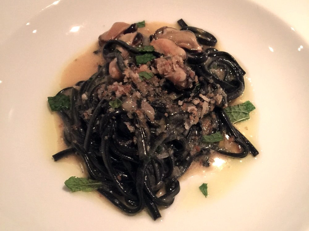 A Mano Squid Ink Pasta