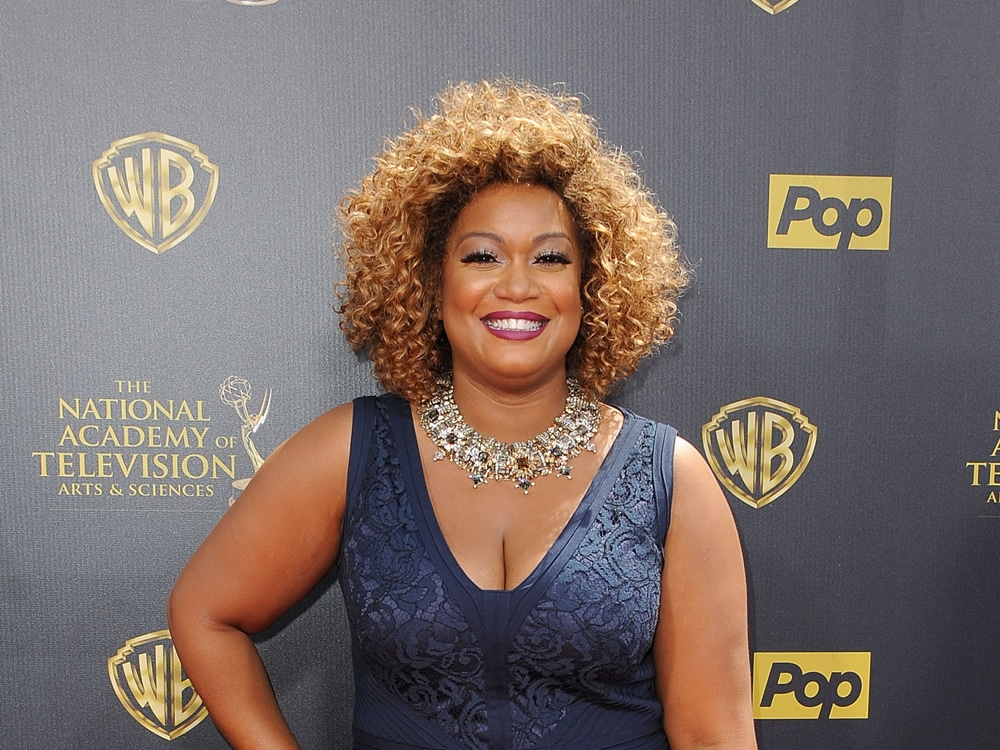 Sunny Anderson how 'food network' host sunny anderson stays relaxed during the