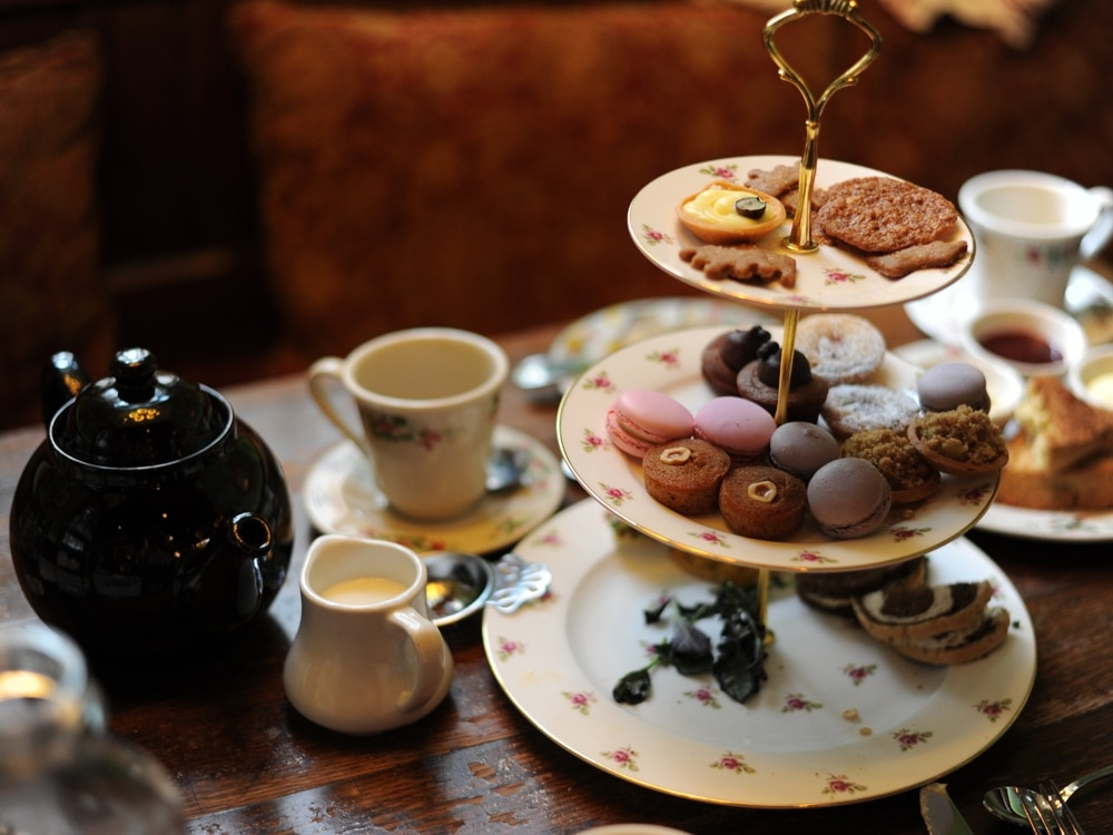 Impress Mom with an Afternoon of High Tea This Mother's Day