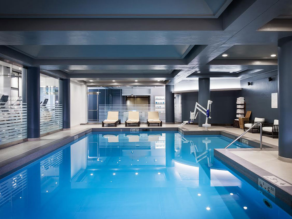 All Day Spa In Philadelphia With A Pool