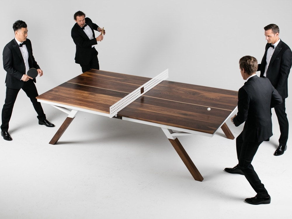 The Woolsey Ping Pong Table.
