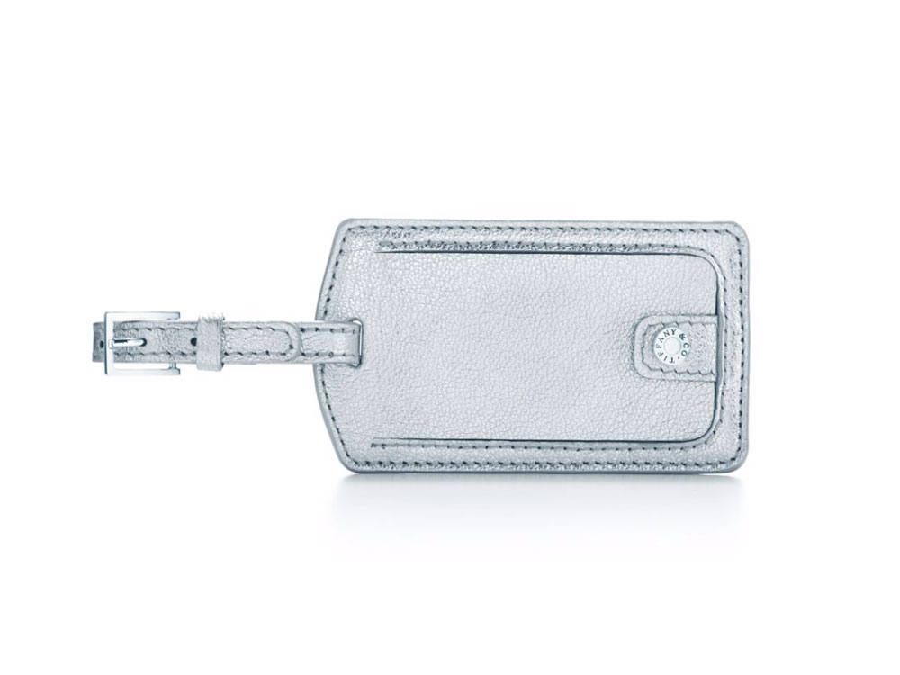 Tiffany & Co Luggage Tag