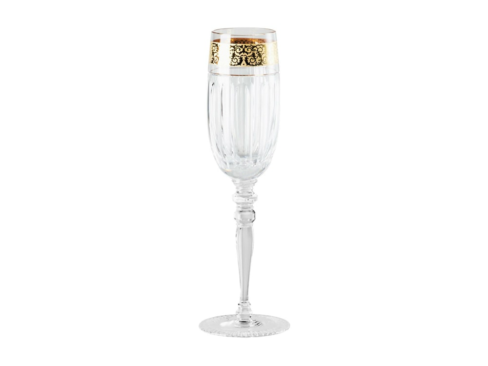 Versace Champagne Flutes