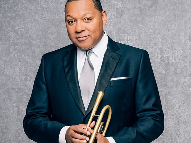 An ambassador for jazz, Wynton Marsalis is being honored for his commitment to education as well as his accomplishments as a performer.