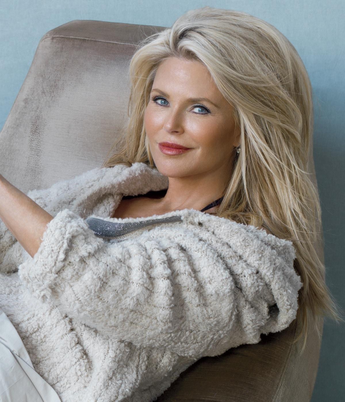 Christie Brinkley On Launching Bellissima Prosecco Why Shes