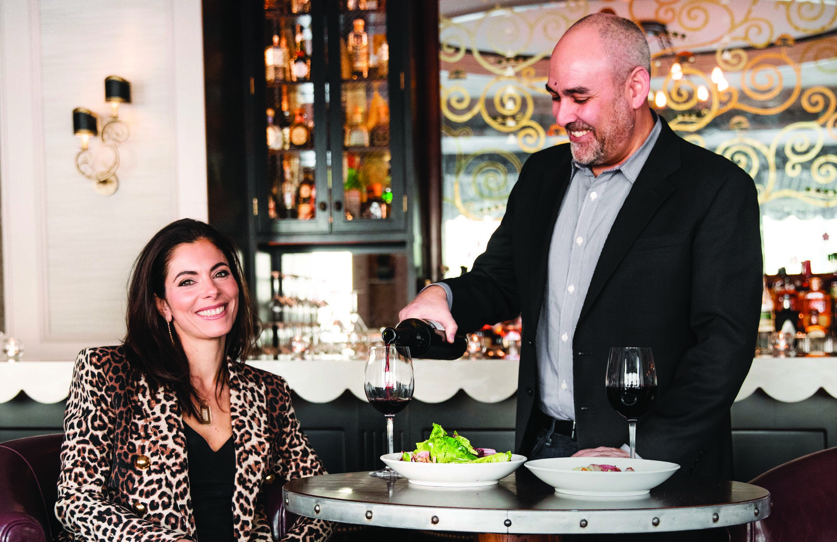 Rittenhouse's Rouge Celebrates 21 Years with a Brand New Look