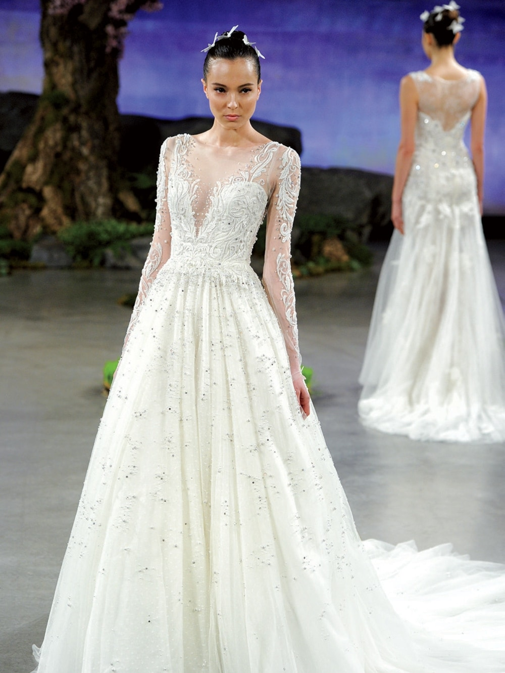What are the biggest trends in wedding dresses this season for Wedding dress shops lancaster