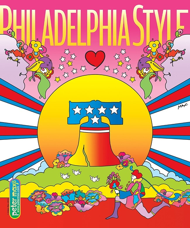 2 - Own a Piece of Peter Max Art & Give Back
