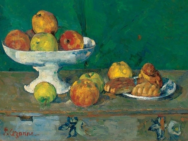 1 - Be 'Astonished' at Paul Cézanne Exhibit