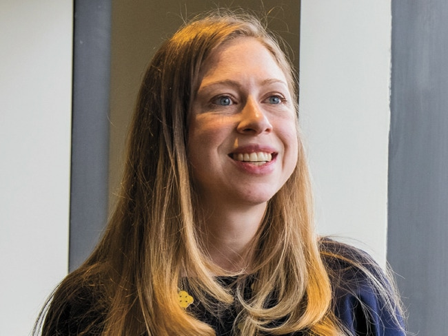 3 - Chelsea Clinton Wants You to Save the Elephants
