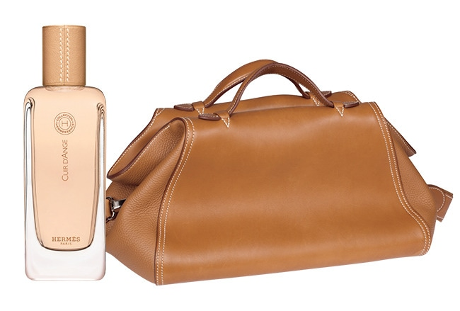 3 - A Hermès Scent Inspired by Leather Handbags