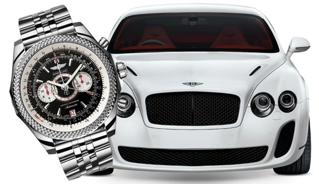 7 - The Thrilling Marriage Between Cars and Watches