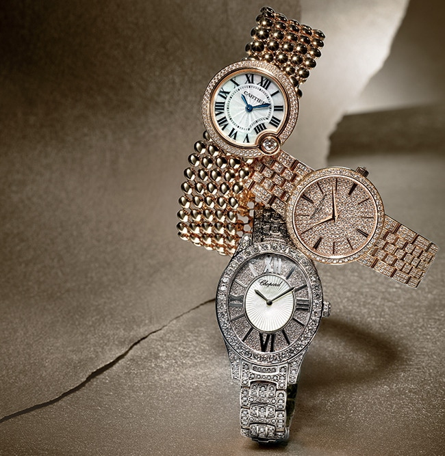 1 - New Women's Watches That Sparkle