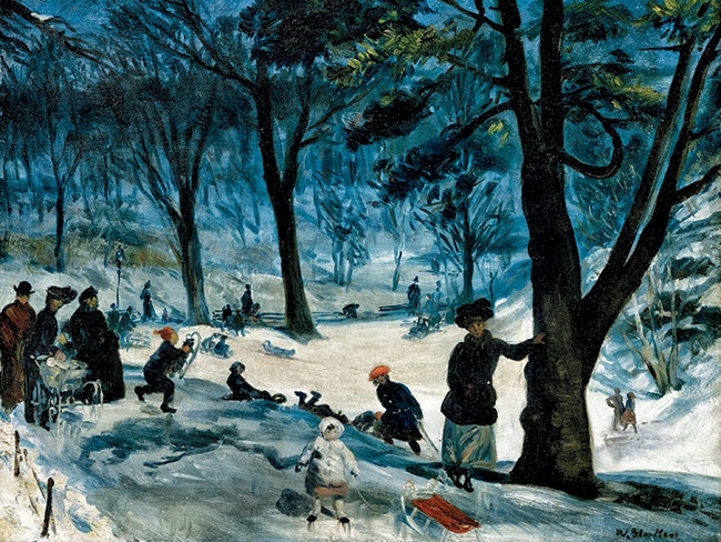 1 - A William Glackens Exhibit You Can't Miss
