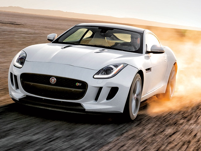 1 - Our Test-Drive of the Jaguar F-Type