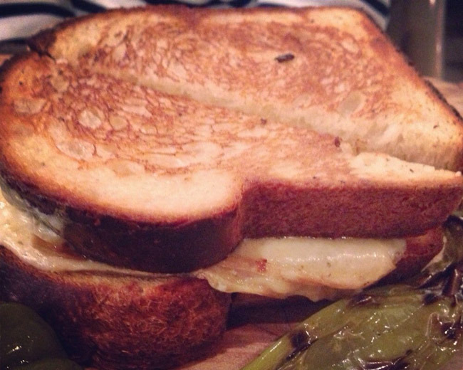 3 - What to Eat for National Grilled Cheese Month