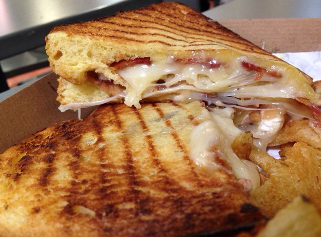 6 - What to Eat for National Grilled Cheese Month