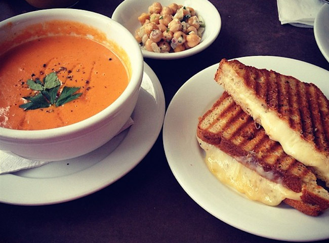 4 - What to Eat for National Grilled Cheese Month